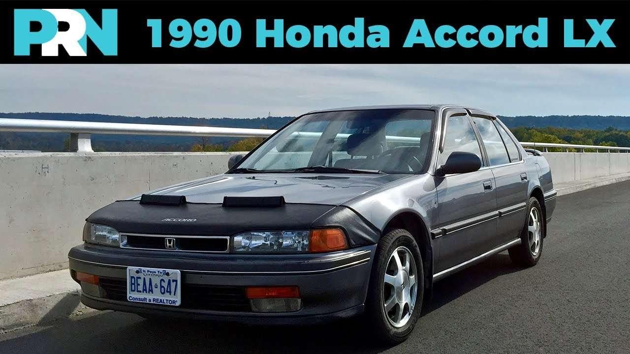 1990 Honda Accord LX CB7 Full Tour & Review - Utreon